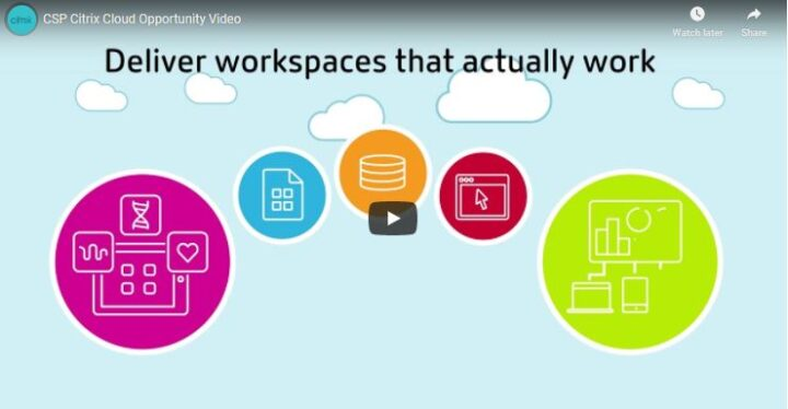 Video – CSP Cloud Opportunity